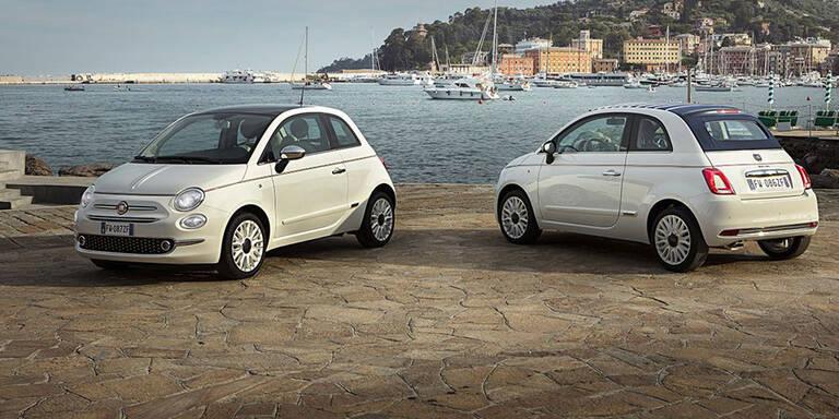 Jetzt startet der Fiat 500 Dolcevita