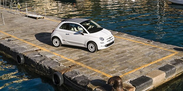 Jetzt Startet Der Fiat 500 Dolcevita 2019