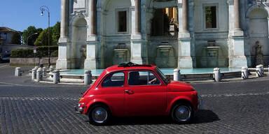 Fiat 500 feiert seinen 60. Geburtstag