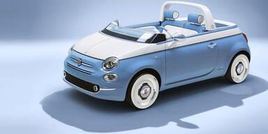 Dieser extrem coole Fiat 500 geht in Serie