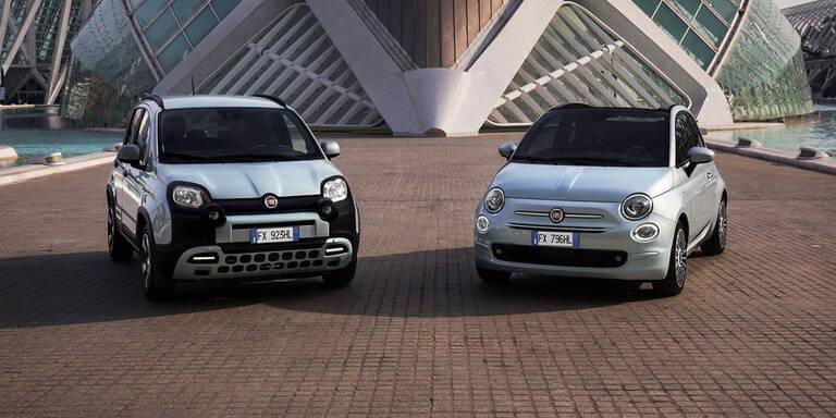 Das kosten Fiat 500 Hybrid und Panda Hybrid