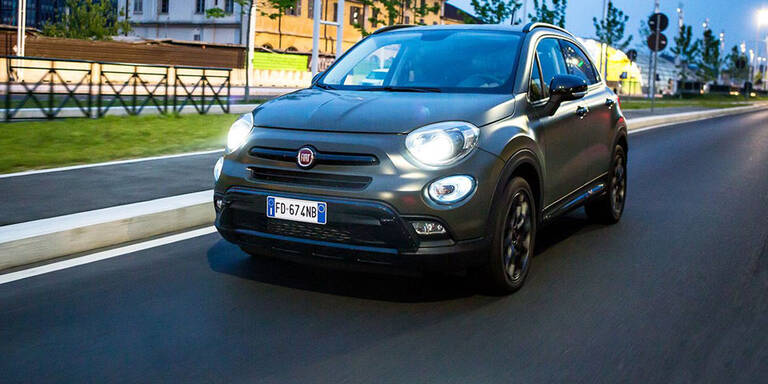 Das kostet der Fiat 500X S-Design