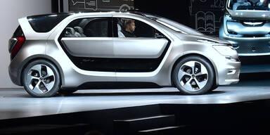 Fiat Chrysler will das Auto neu erfinden