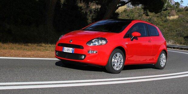Fiat stellt die Produktion des Punto ein