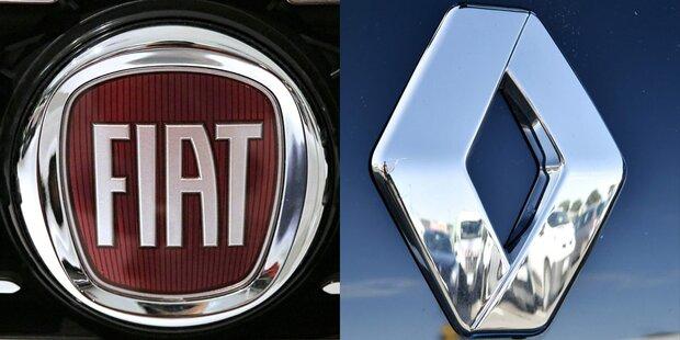 Fiat-Renault-Fusion ist geplatzt