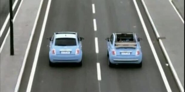 Fiat 500 Twinair: Fahrspaß mit minimalem Verbrauch