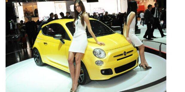 Fiat 500 Coupé von Zagato