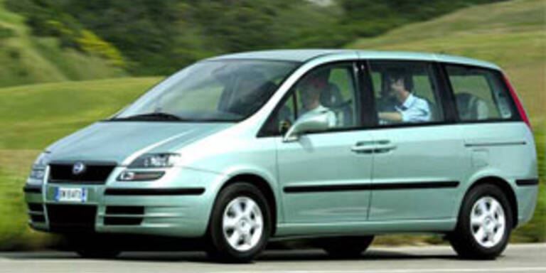 Fiat Austria ruft 2.700 Autos zurück