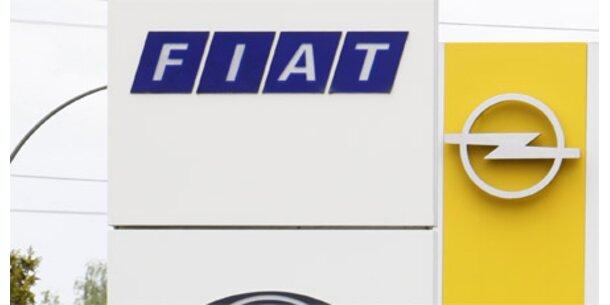 Fiat will auch bei Opel einsteigen