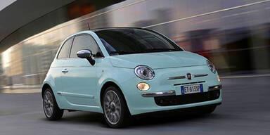 Bestseller Fiat 500 wird aufgefrischt