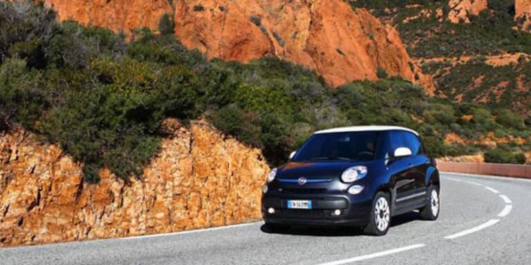 Zwei neue Motoren für den Fiat 500L