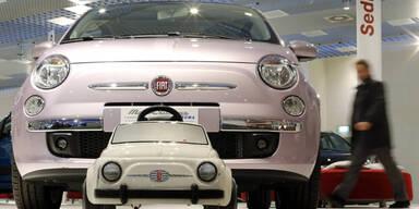 Fiat und Chrysler fusionieren 2014