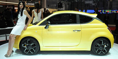 Coupéversion des Fiat 500 von Zagato