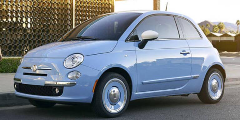 """Fiat bringt den 500 """"Edition 1957"""""""
