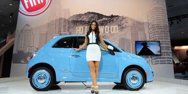 Fiat-Chef kündigt neuen 500 und Panda an