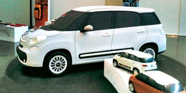 Jetzt bringt Fiat auch noch einen 500XL