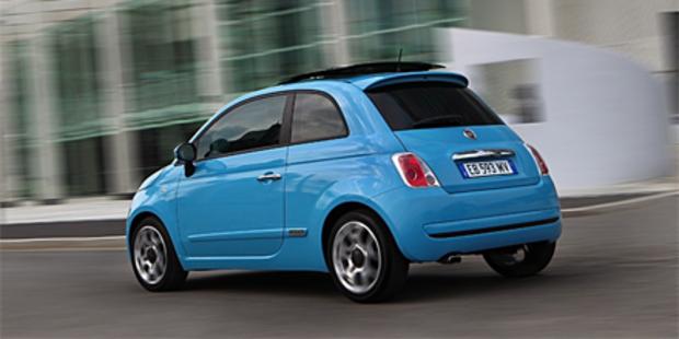 Fiat 500 soll jetzt die USA erobern