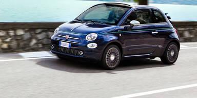 Fiat greift mit dem 500 Riva an