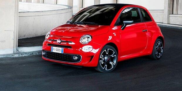 Fiat greift mit dem neuen 500S an