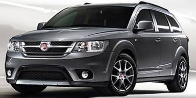 Weltpremiere des neuen Fiat Freemont