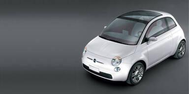 Fiat 500 ist neues Auto des Jahres