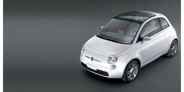 Fiat bringt Billig-Auto um 1.700 Euro
