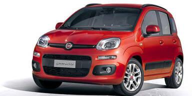 Weltpremiere des neuen Fiat Panda (2012)