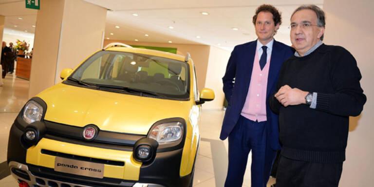 Fiat-Chrysler setzt sich große Ziele