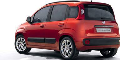 Fiat: Große Pläne mit dem neuen Panda