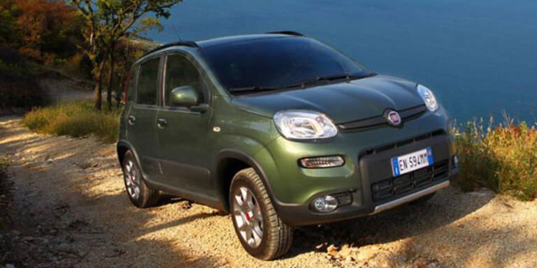 Fiat bringt jetzt drei neue Panda-Versionen