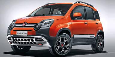 Fiat bringt den Panda 4x4 Cross