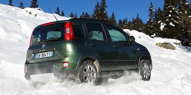 Der neue Fiat Panda 4x4 im Test