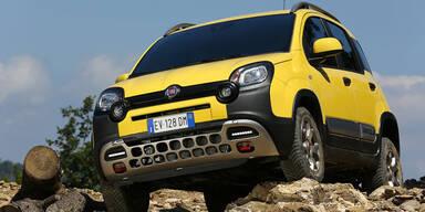 Fiat schickt den Panda Cross ins Rennen