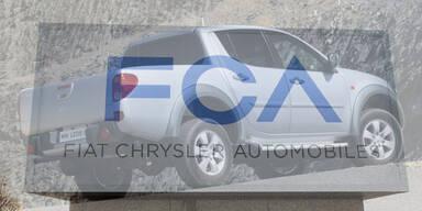 Fiat will einen Pick-up mit Mitsubishi bauen