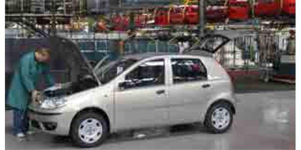 Fiat stoppt Produktion in Italien für fast einen Monat