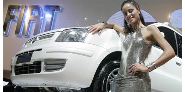 Fiat baut Billig-Autos