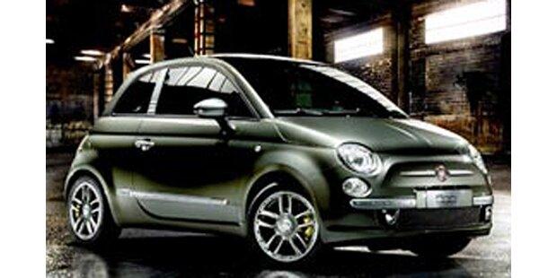 Modelabel Diesel fährt auf Fiat ab
