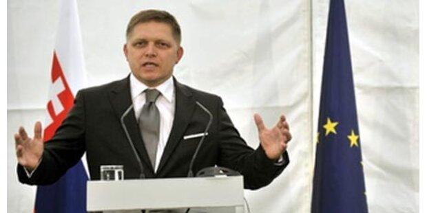EU-Vertrag: Slowakei will Extrawurst