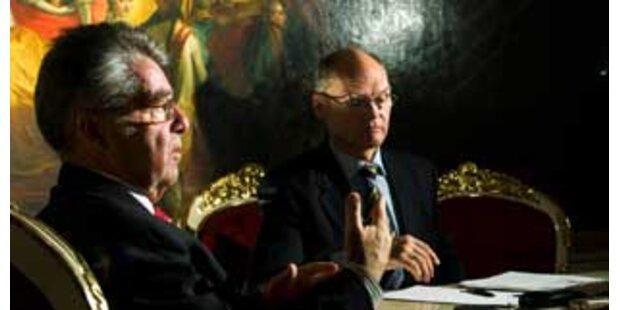 Bundespräsident Fischer im ÖSTERREICH-Interview