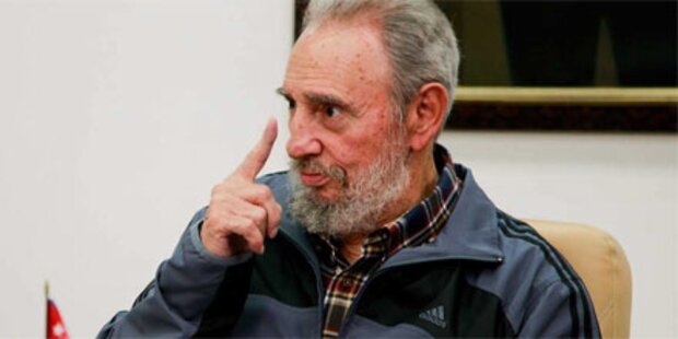 Fidel fühlt sich völlig wiederhergestellt
