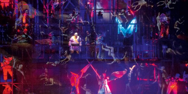 Beethovens »Fidelio« als Kasperltheater
