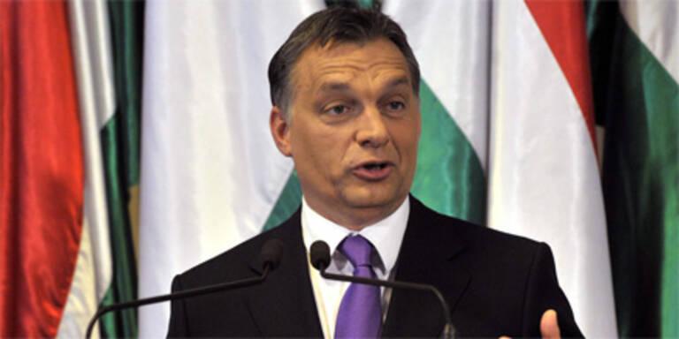 Ungarns Rechte bauen Wahlerfolg noch aus