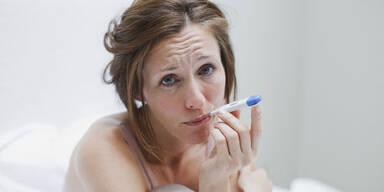 Ab wann spricht man von Fieber?