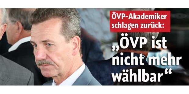 ÖVP-Akademiker schlagen zurück