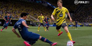 Mega-Hack: Quellcode von FIFA 21 geklaut!