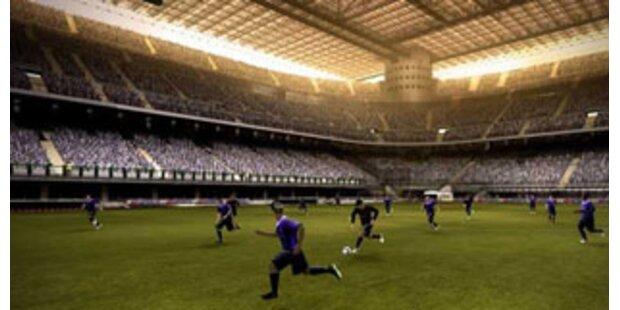 Anpfiff zur interaktiven Fußball-WM
