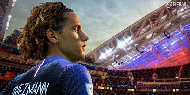 Frankreich wird Fußball-Weltmeister 2018