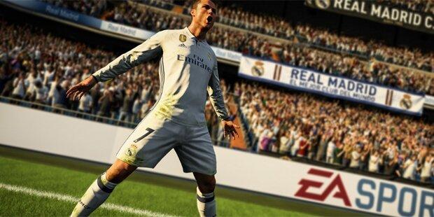 Fifa 18: Das sind die zehn besten Spieler