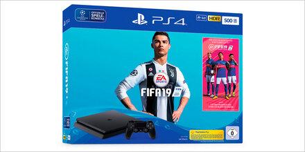 Drei PS4-Bundles zum FIFA-19-Start