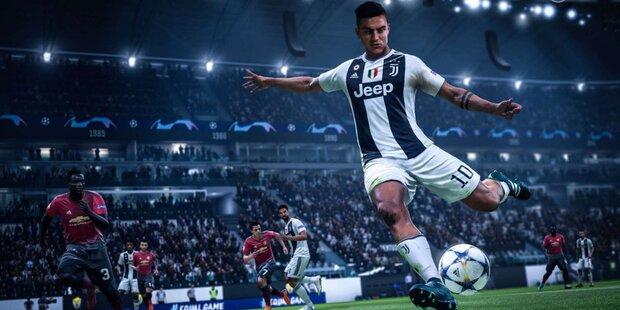 FIFA 19 im großen oe24.at-Test
